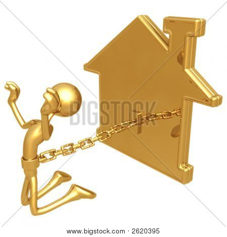 Chained To Home
