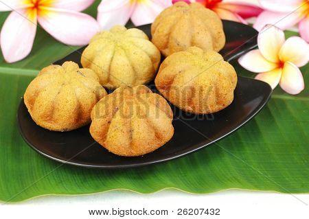 Muffin tradicional malasio