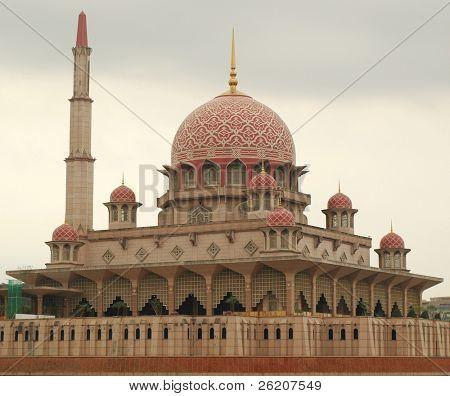Mezquita de Putrajaya, Malasia