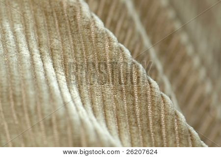 Corduroy Abstract