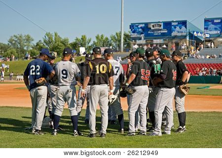 Minor League Baseball all-star game