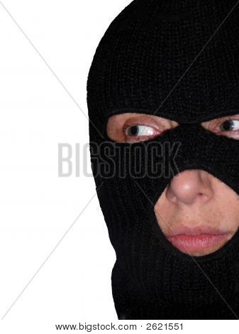 Thief In Ski Mask