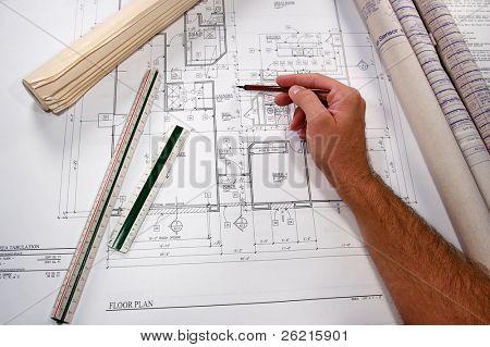 Architekturentwürfe neue Häuser und Gemeinschaften