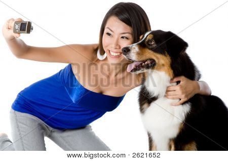 Photo With Dog