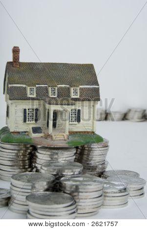 Stacks Of Debt #7 - House Series