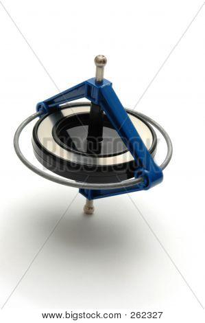 Giroscópio de pé