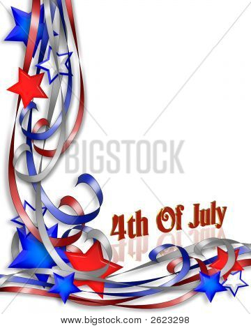 July 4Th Patriotic Background