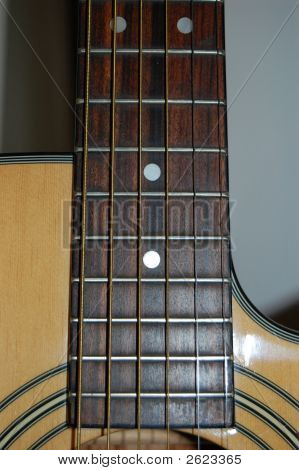 Newer Guitar Body And Neck