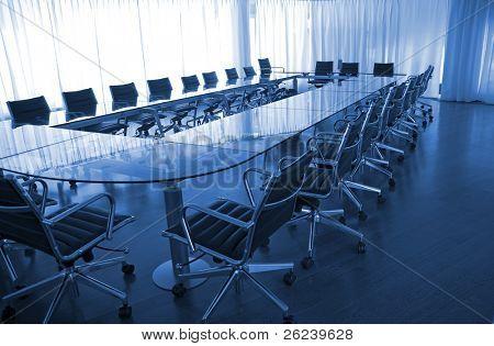 sala de juntas, oficina, lugar de trabajo, conferencias, sillas, mesa