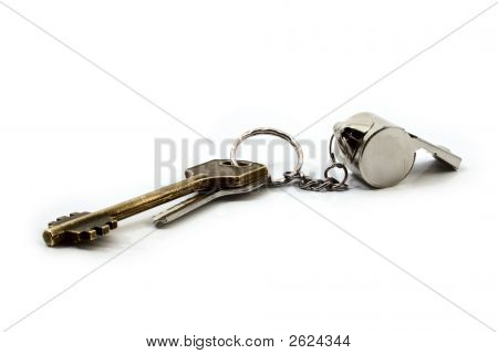 Keys And Whistle