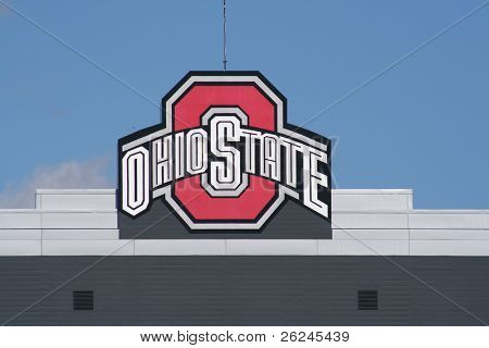 Ohio State stadium-editorial use only