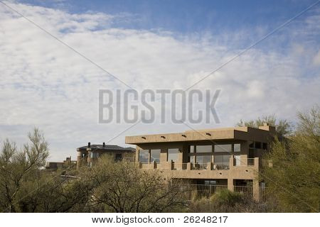 Mountain home in Tucson Arizona