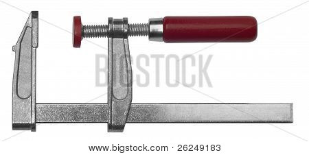 Open Screw Clamp
