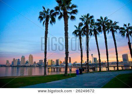 San Diego de Ferry Landing en Coronado