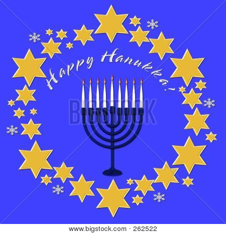Happy Hanukka 4