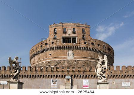 Castel Sant' Angelo, Roma, Italy