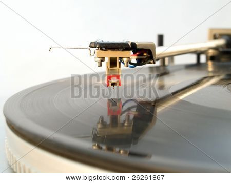 high fidelity turntable