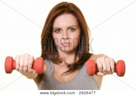 Serious Arm Training