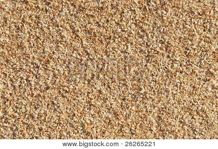 natural sawdust textured background