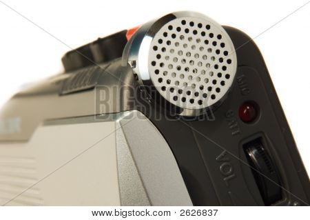 Cassette Recorder