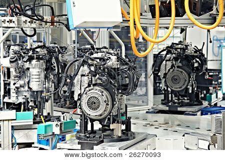 Fertigung Teile für Auto-Motor