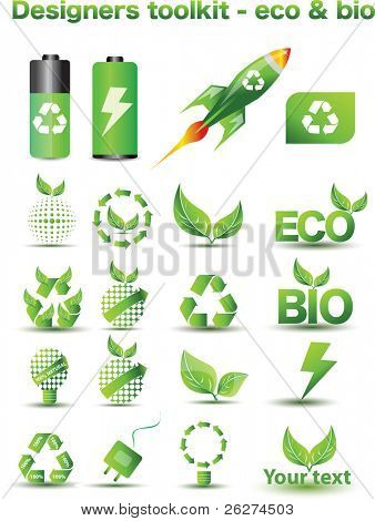 Designer Toolkit Eco & bio