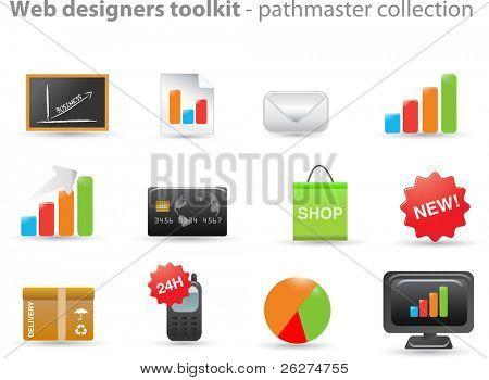 Web designers toolkit - pathmaster series