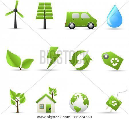 Série Pathmaster - símbolos de Eco