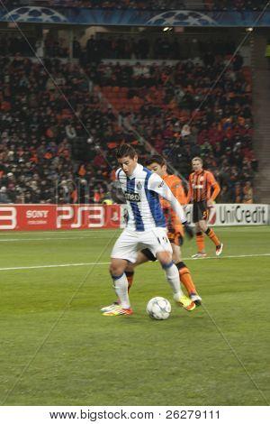 James Rodríguez Fighting
