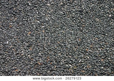 Tarmac with interesting texture and color