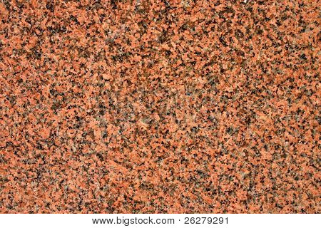 Polished pink marble background
