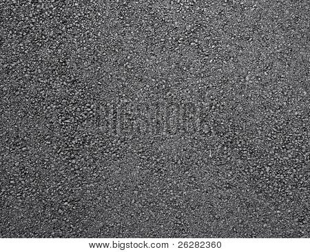 schwarz glänzend neue Asphalt abstract Texture Background.