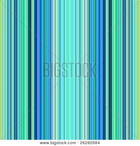 Seamless blue and green pastel colors vertical lines abstract background.
