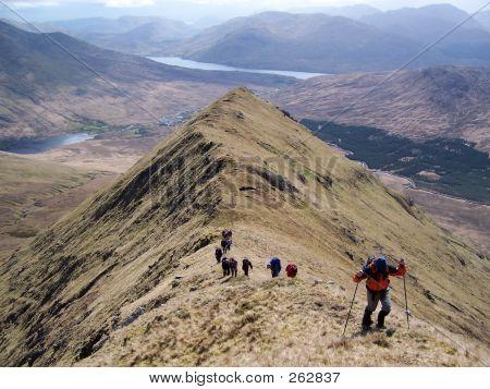Climbing In County Mayo