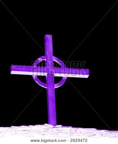 Cross For Lent