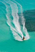 stock photo of waverunner  - Seadoos - JPG