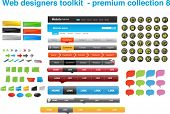 Web designers toolkit - premium collection 8
