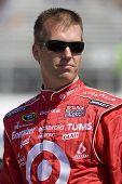 DOVER, DELAWARE - MAY 30:  Jeremy Mayfield during qualifying at Dover International Speedway for the