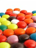 image of jelly beans  - colourful candy - JPG