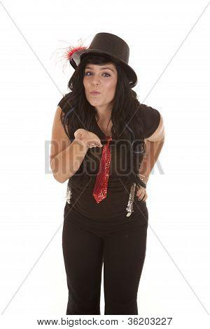 Teen Girl Top Hat