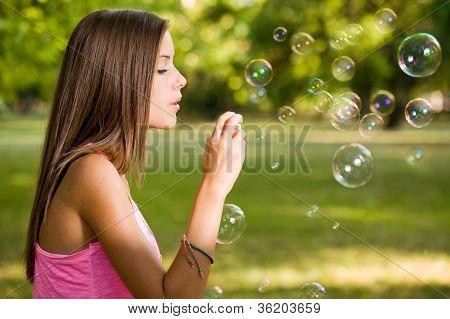 Free The Bubbles.