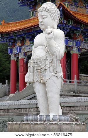 Marmor buddha