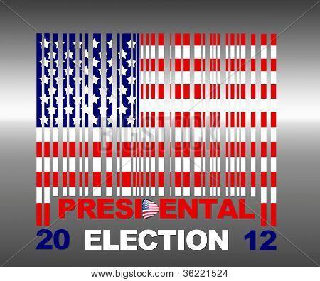 Präsidentenwahl.