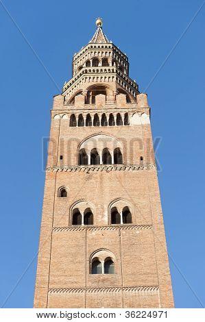 Cremona, Duomo Belfry