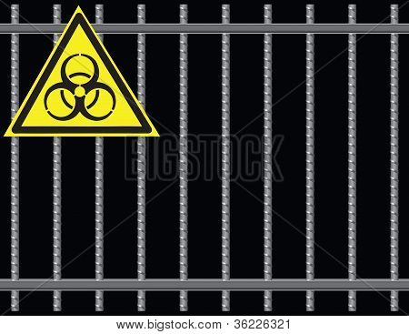 Grate Biological Hazard