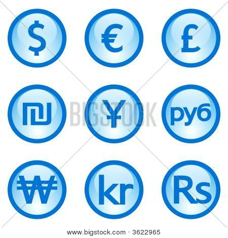 Currency Icons
