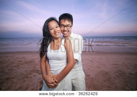Asian Couple