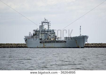 Sir Tristram training ship, Portland