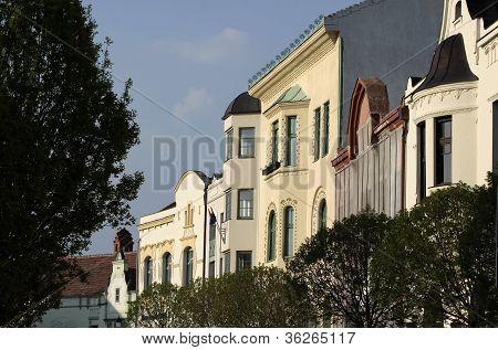 Houses In Veszprem