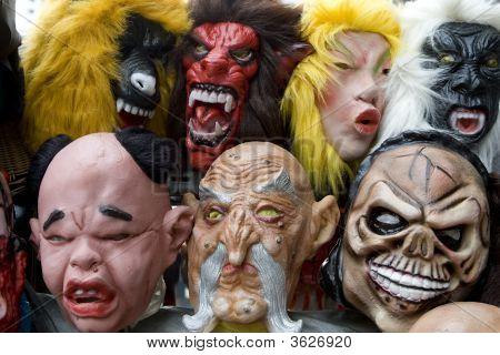 Masken für party